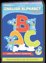 Интерактивная Книга Английский Алфавит